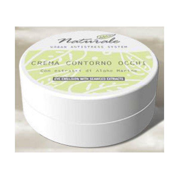 Crema Viso Contorno Occhi con Estratti di Alghe Marine 50 ml