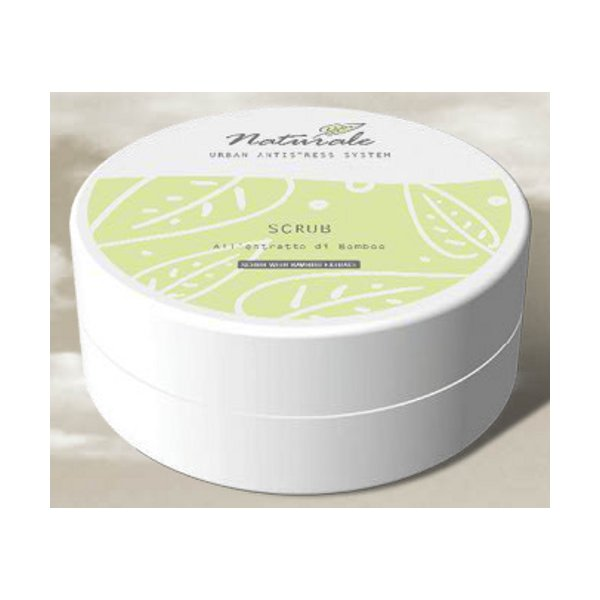 Scrub all'Estratto di Bamboo 150 ml
