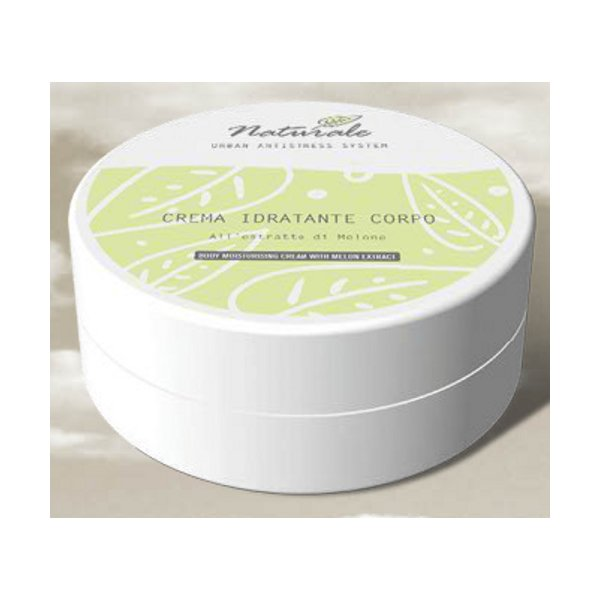 Crema Idratante Corpo all´Estratto di Melone 150 ml