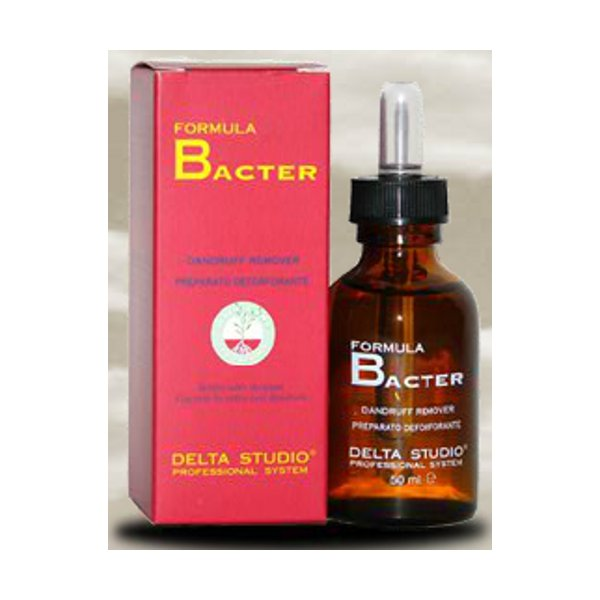 Lozione Antiforfora Formula Bacter 50 ml