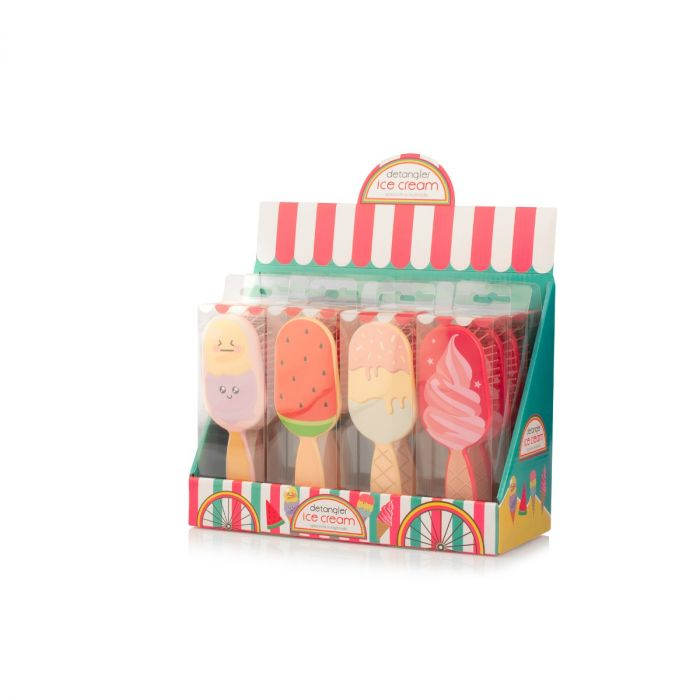 spazzole scioglinodi detangler gelato