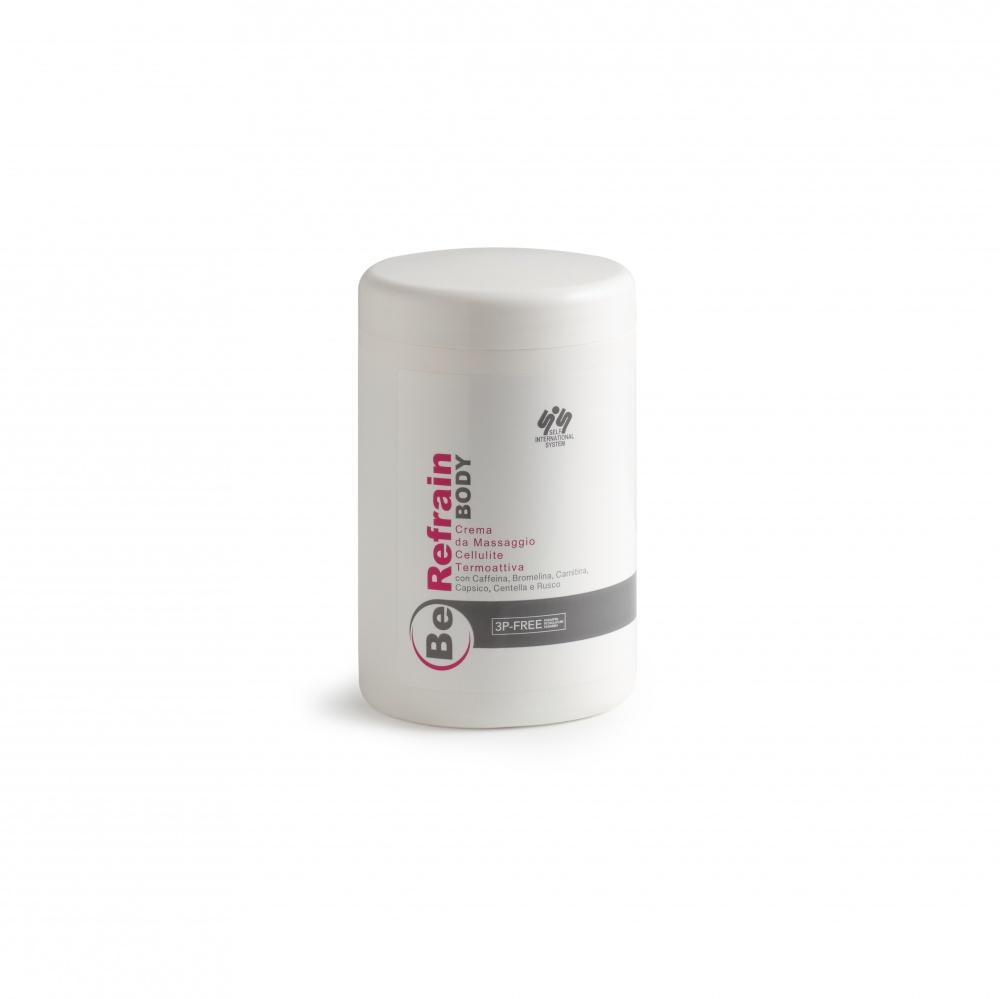 crema da massaggio riscaldante cellulite