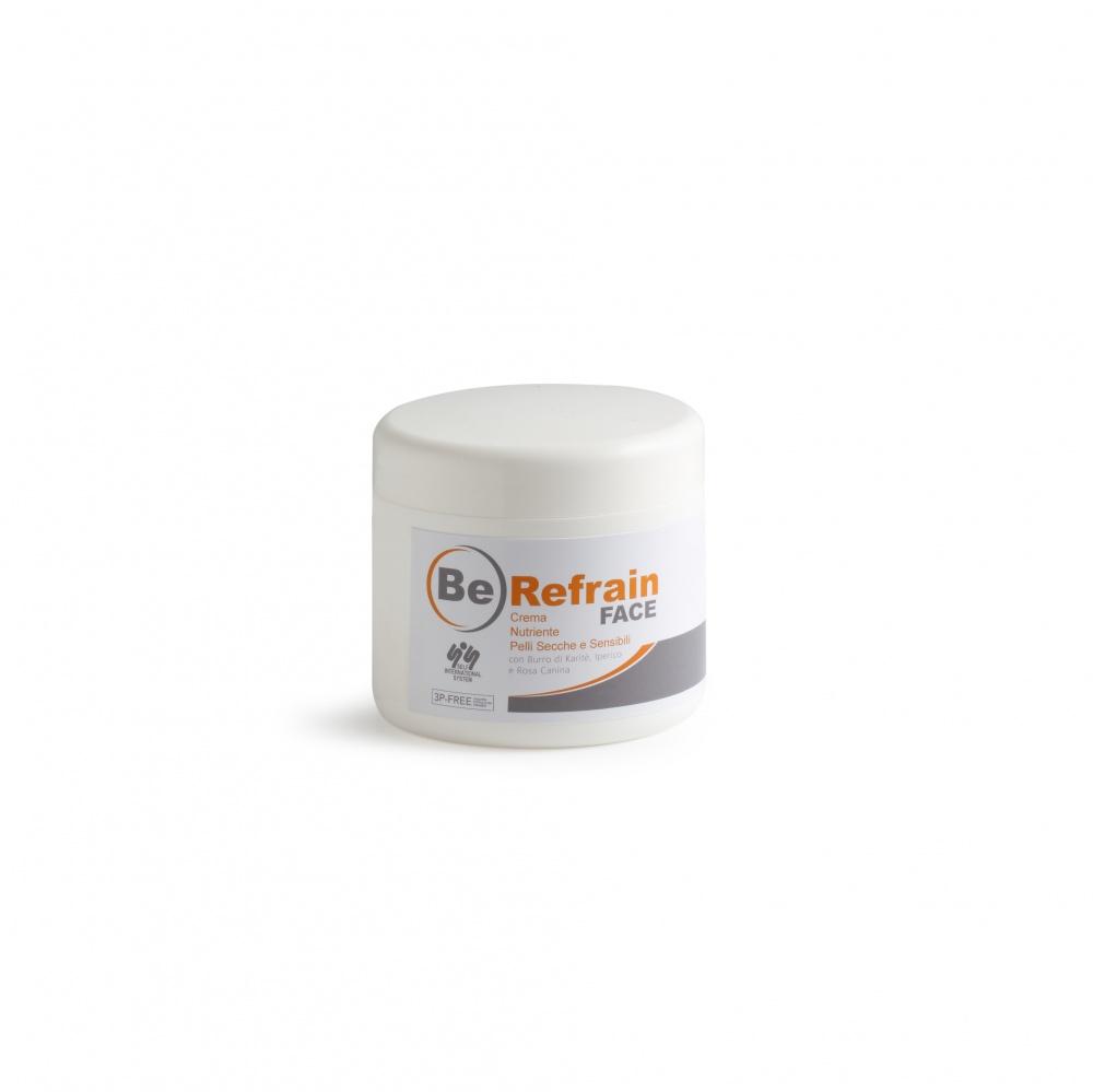 crema viso nutriente pelli secche e sensibili