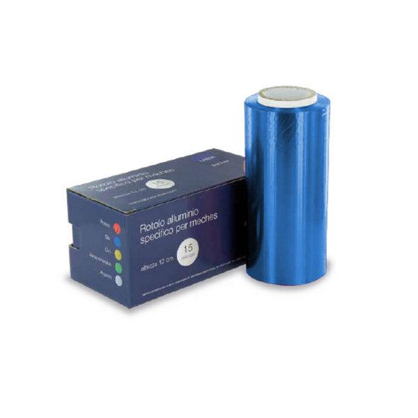 Alluminio Colorato 12 cm Blu