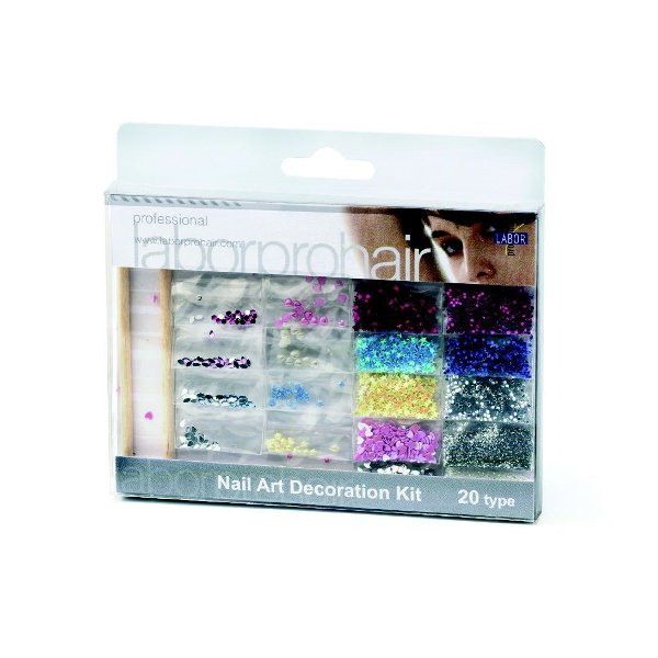 Kit Decorazioni Nail Art