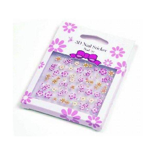 Nail Stickers Assortiti conf 8 pz