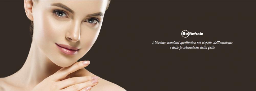 linea cosmetica creme per viso e corpo be refrain