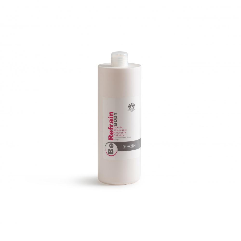 olio professionale da massaggio riducente cellulite