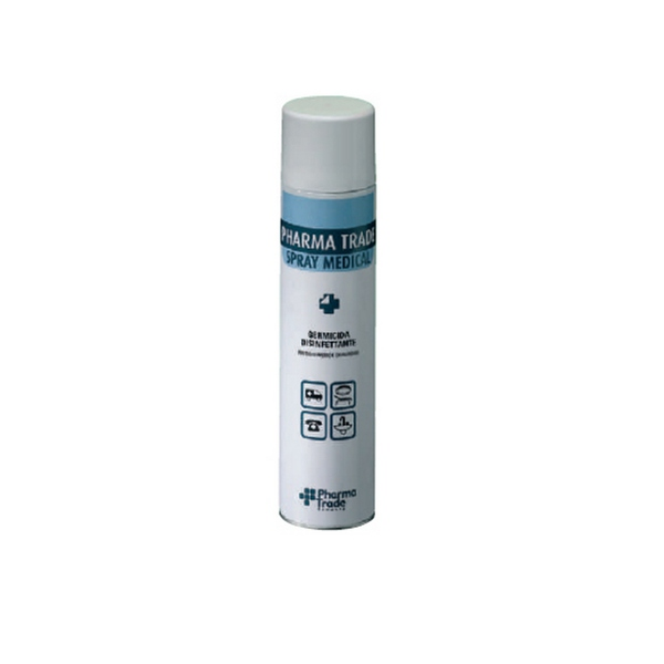Pharmatrade Spray Disinfettante 400 ml