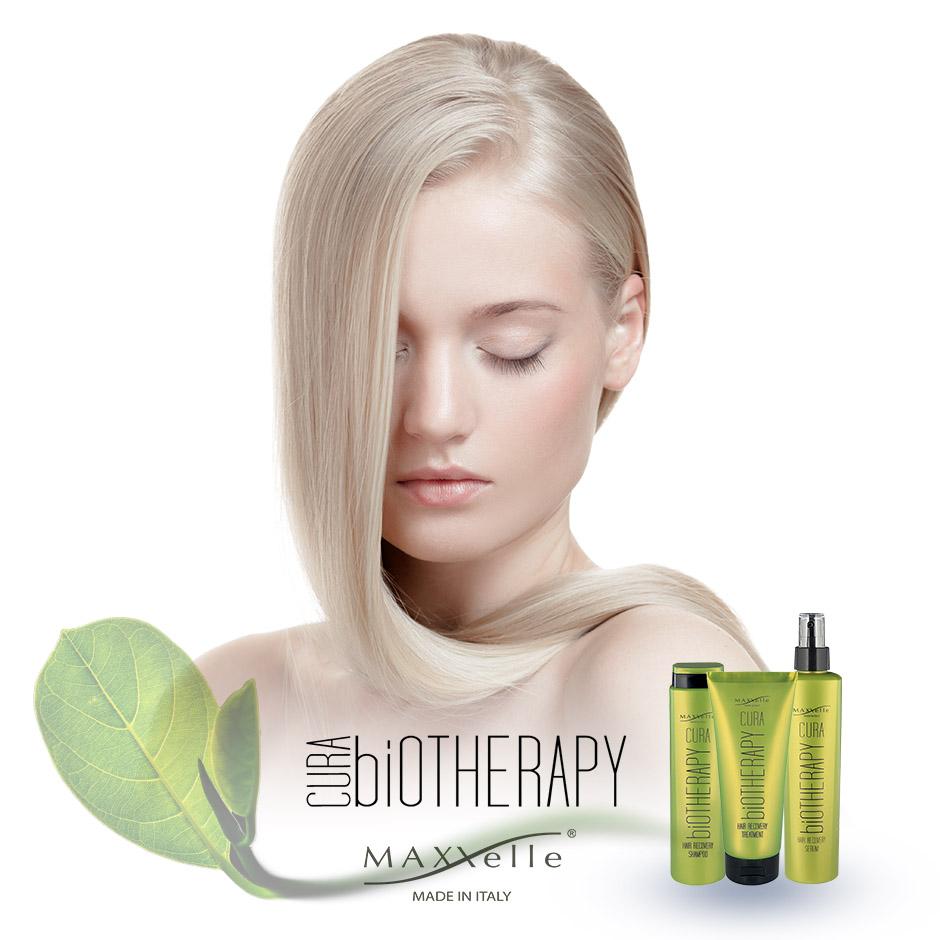 ricostruzione per capelli alla cheratina maxxelle