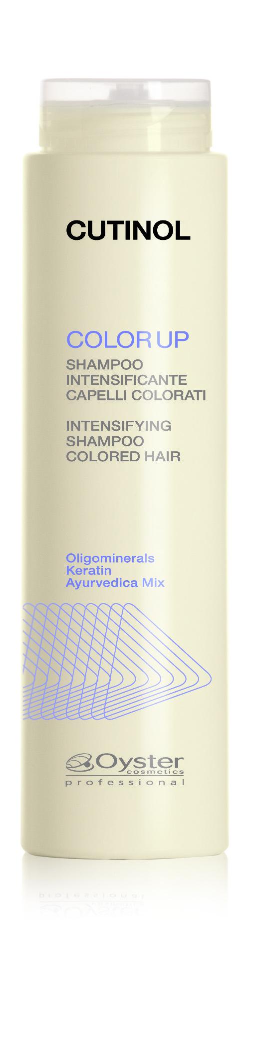 shampoo intensificante capelli colorati