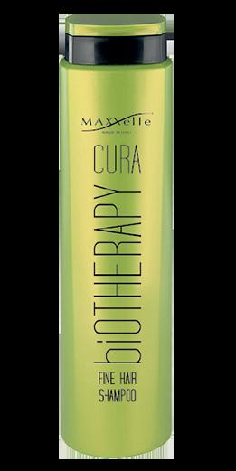 shampoo capelli fini linea cura biotherapy maxxelle
