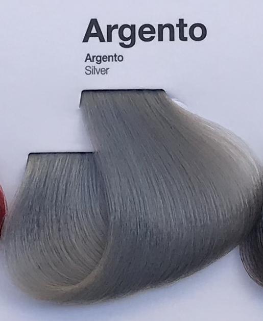 Tintura ultra color argento