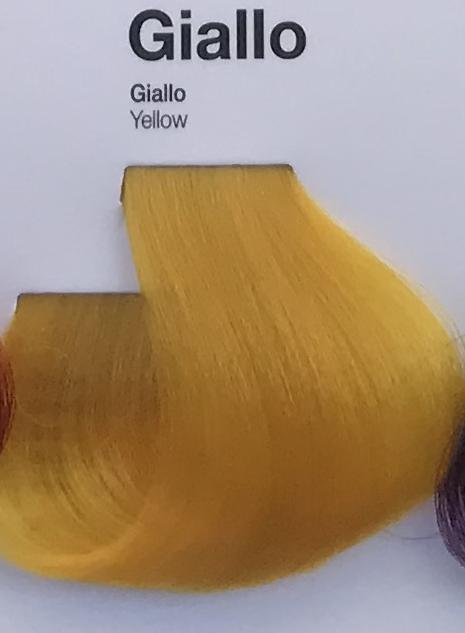 Tintura ultra color giallo